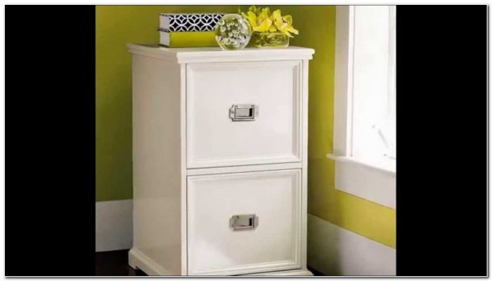 Filing Cabinet With Lock Target