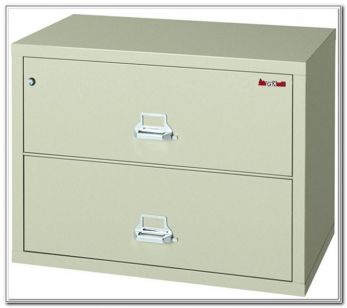 Fireproof Lateral File Cabinet 3 Drawer