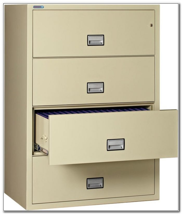 Fireproof Waterproof Lateral File Cabinets