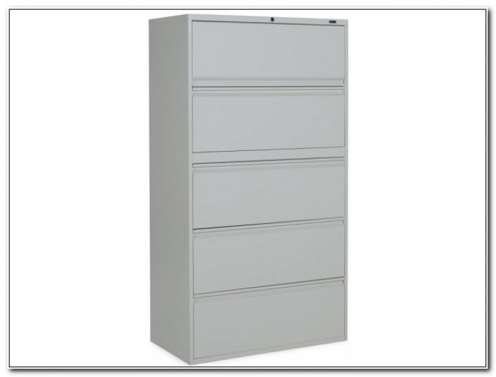 Five Drawer Lateral Filing Cabinets