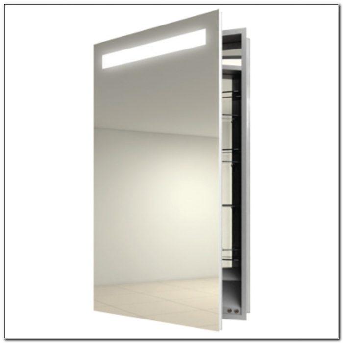 Flush Mount Medicine Cabinets Mirrors