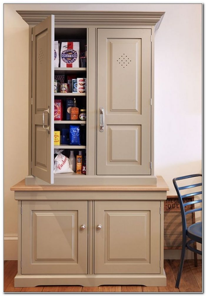 Freestanding Pantry Cabinet Nz