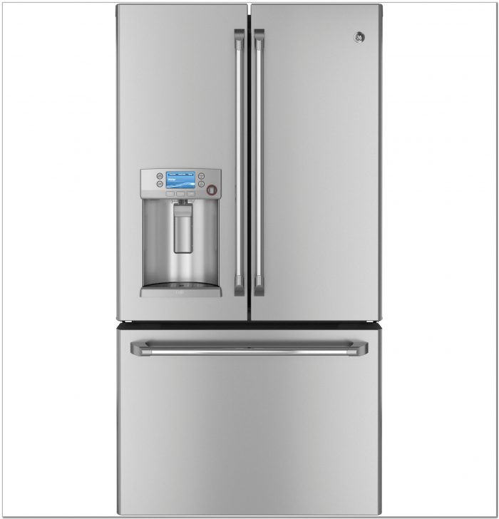 Ge Cabinet Depth Refrigerators French Door