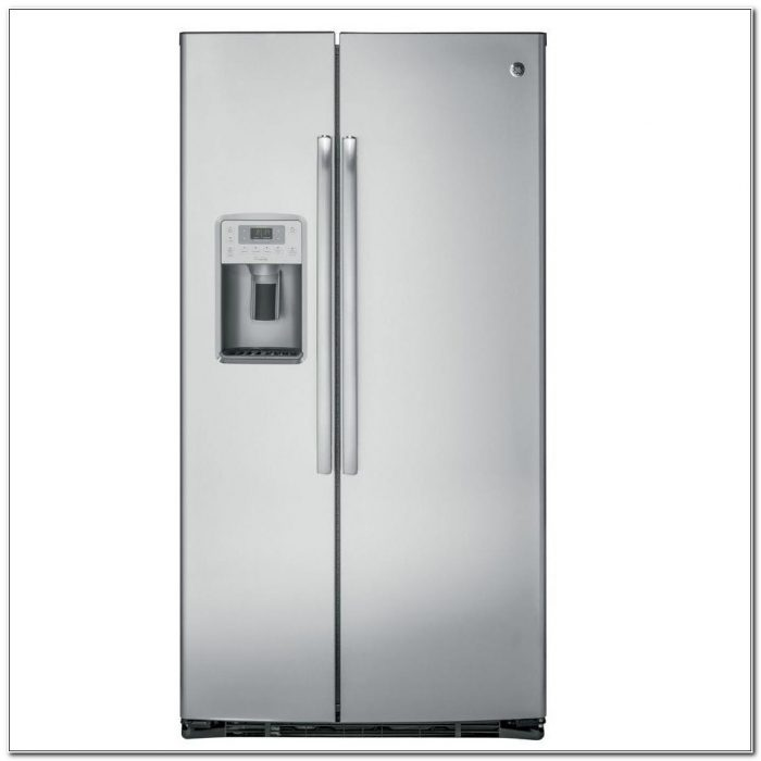 Ge Counter Depth Refrigerator Side By Side