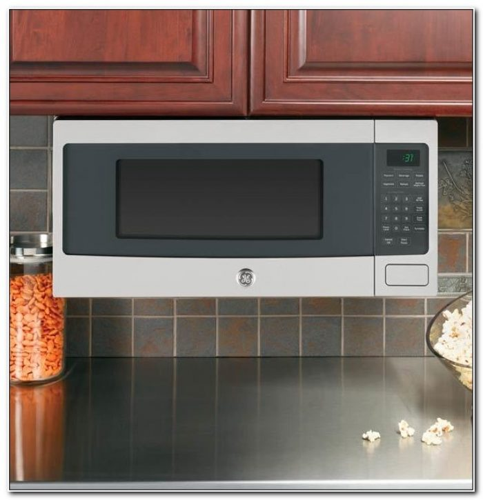 Ge Microwave Under Cabinet Mount