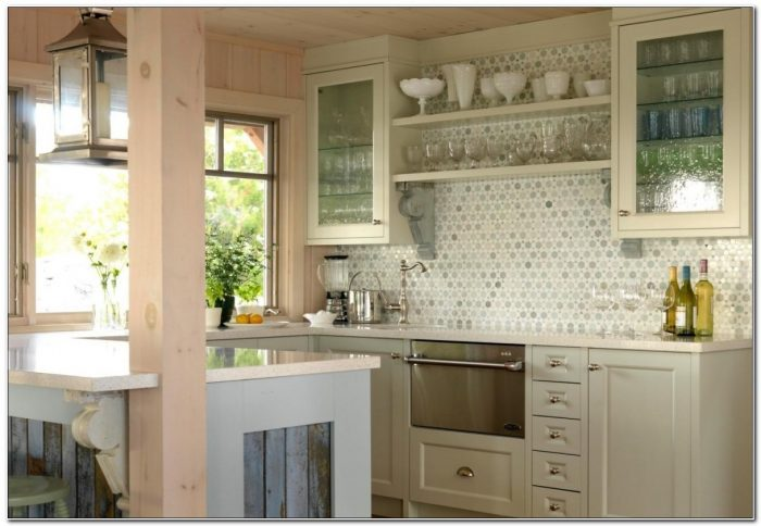 Glass Kitchen Cabinet Doors Menards