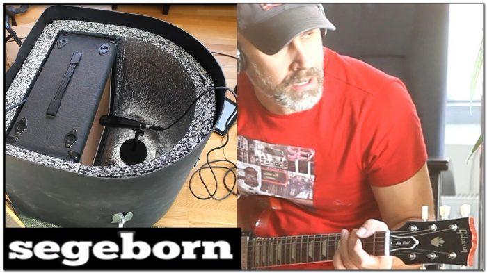 Guitar Speaker Isolation Box