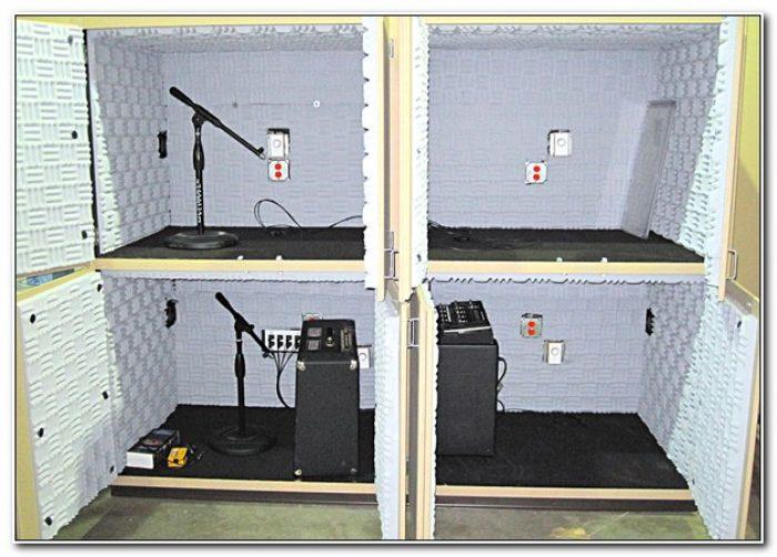 Guitar Speaker Isolation Cabinet Plans