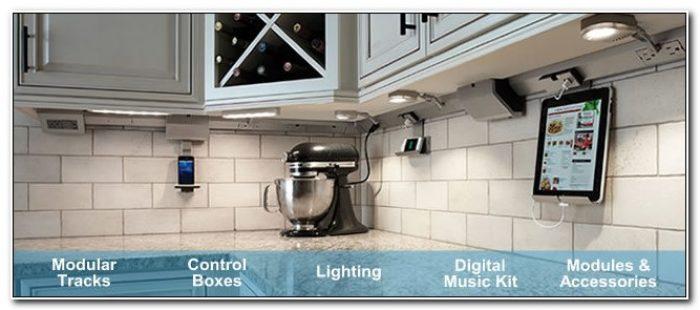 Hardwire Under Cabinet Lighting