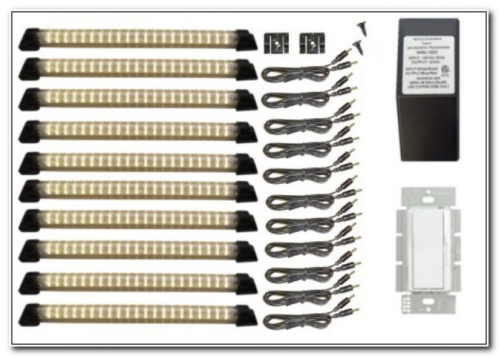 Hardwire Under Cabinet Lighting Kits