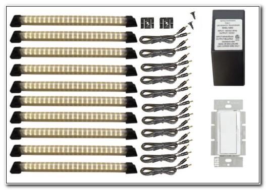 Hardwired Under Cabinet Lighting Kit