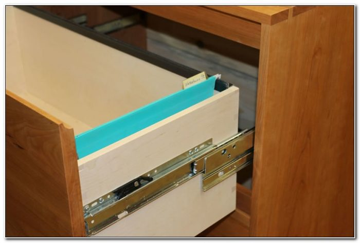 Heavy Duty File Cabinet Slides