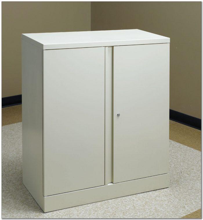 Heavy Duty Storage Cabinet With Lock