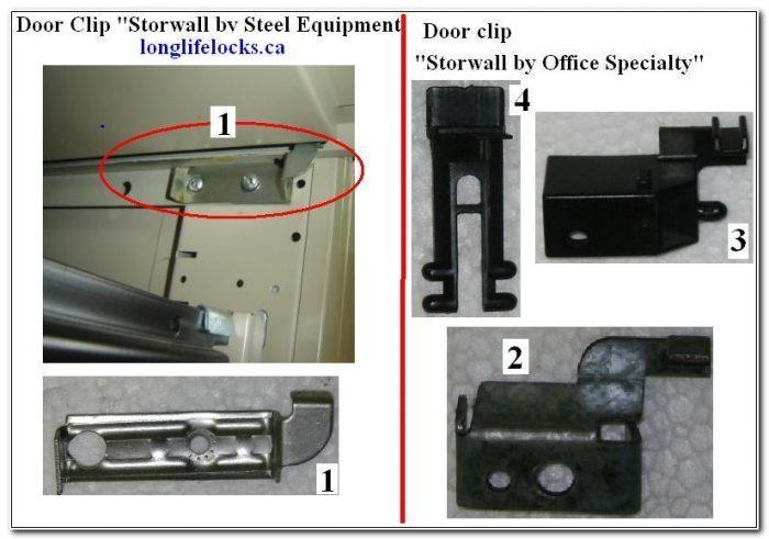 Herman Miller File Cabinet Locks