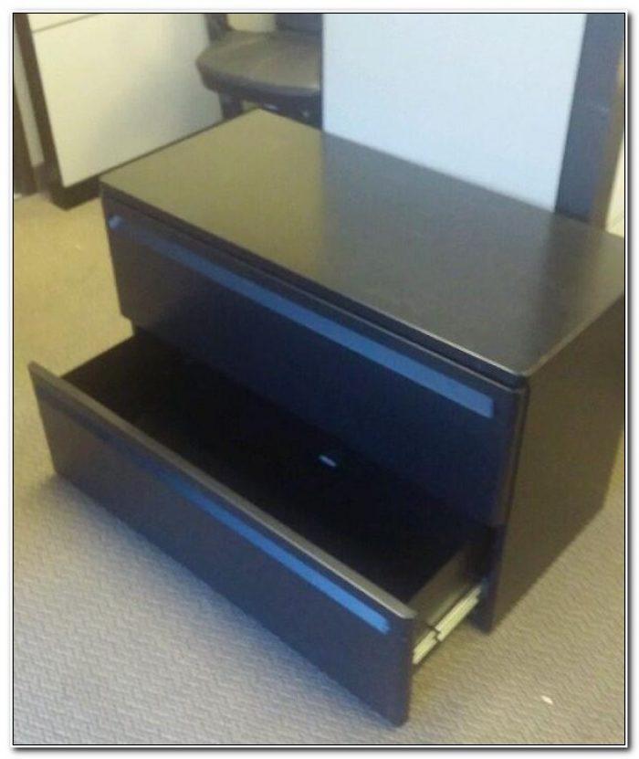 Herman Miller File Cabinets Used