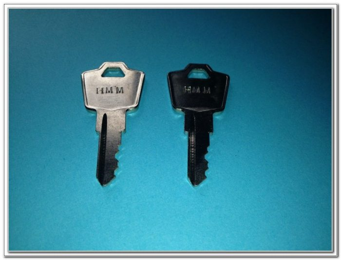 Herman Miller Filing Cabinet Keys