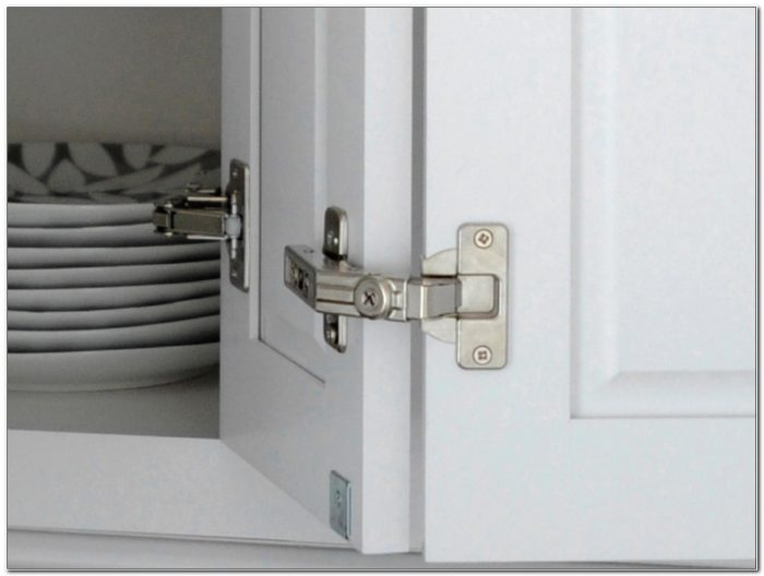 Hinges For Kitchen Cabinets