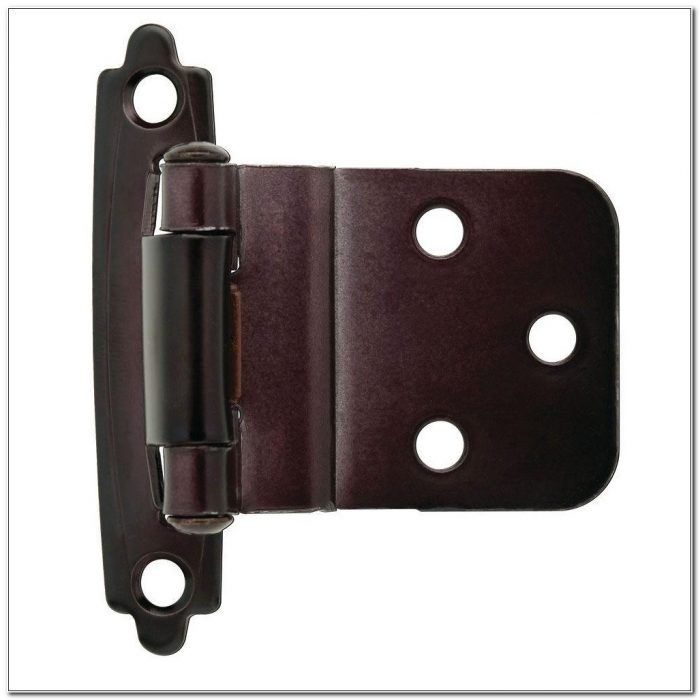 Home Depot Oil Rubbed Bronze Cabinet Hinges
