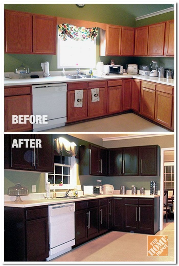 Home Depot Paint Colors For Kitchen Cabinets