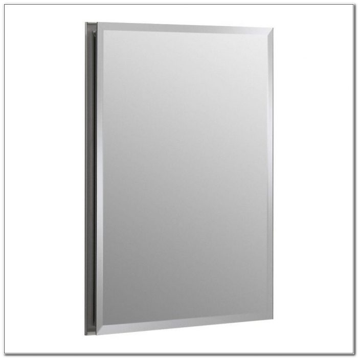 Home Depot Recessed Medicine Cabinets With Mirrors