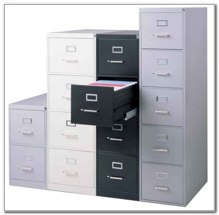 Hon 2 Drawer File Cabinet Vertical