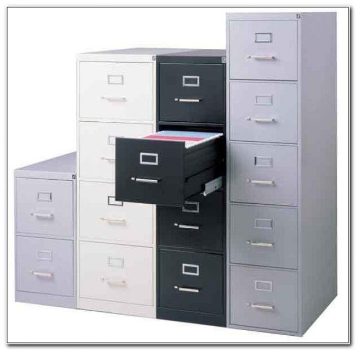 Hon 2 Drawer File Cabinet Vertical