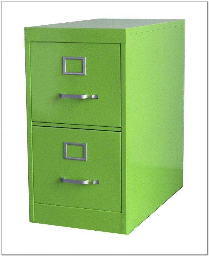 Hon 2 Drawer Locking File Cabinet