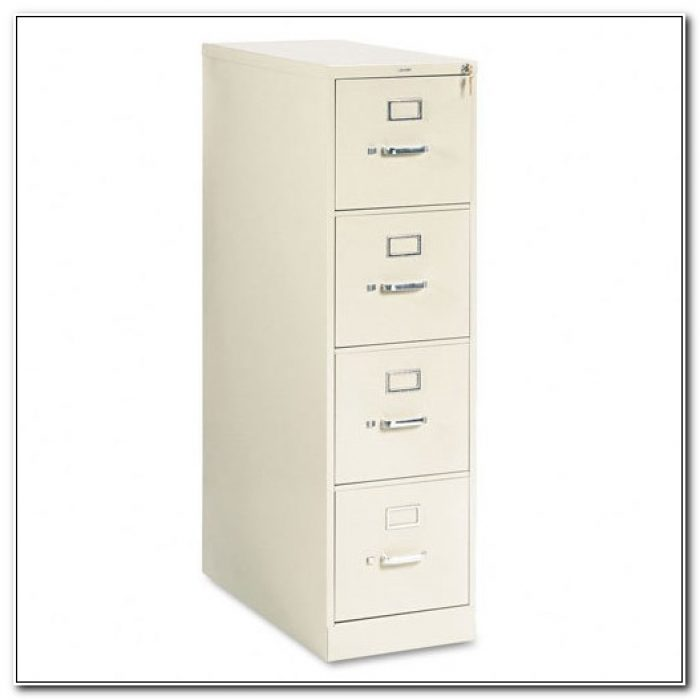 Hon 4 Drawer File Cabinet Dimensions