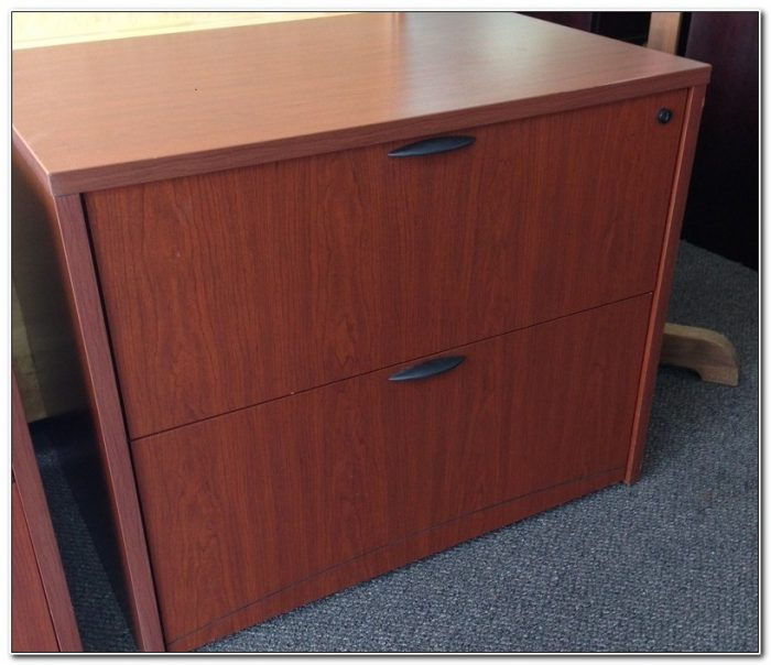 Hon Lateral File Cabinet Used