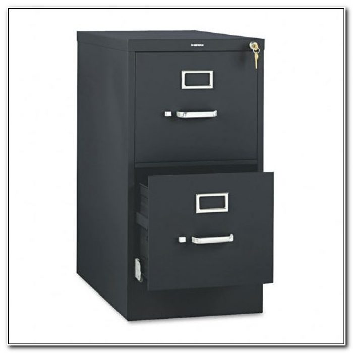 Hon Metal File Cabinets