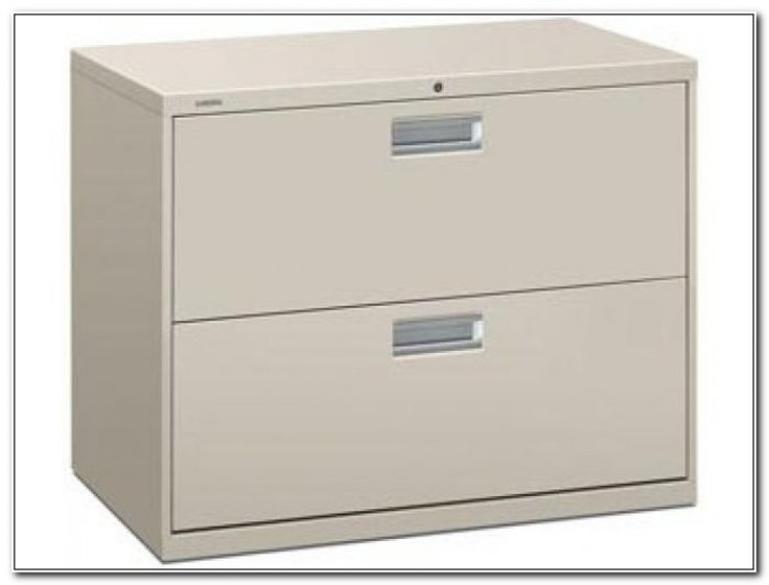 Hon Metal Lateral File Cabinets
