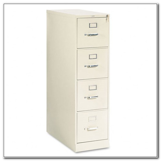 Hon Vertical File Cabinet 4 Drawer