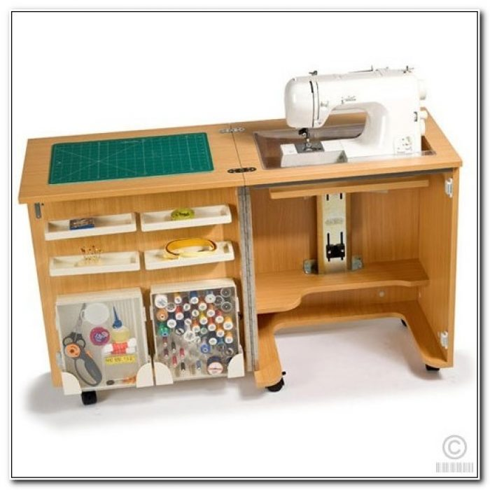 Horn Sewing Machine Cabinets And Tables