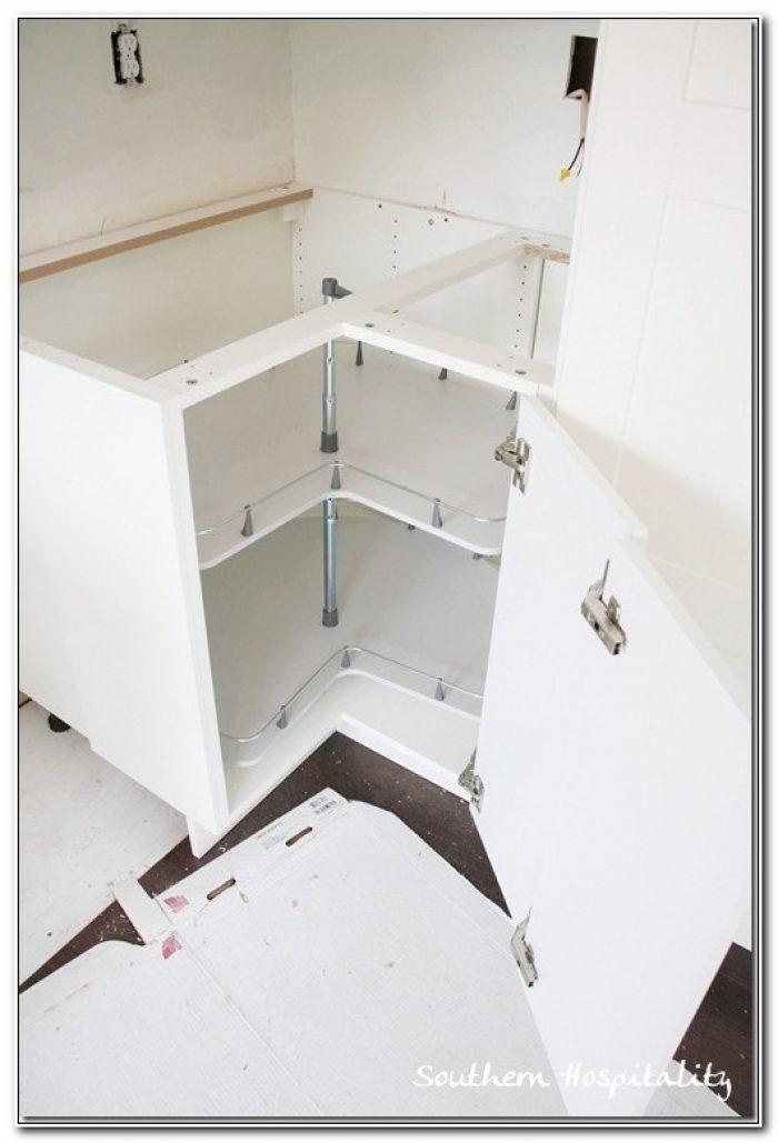 Ikea 49 Corner Cabinet Lazy Susan