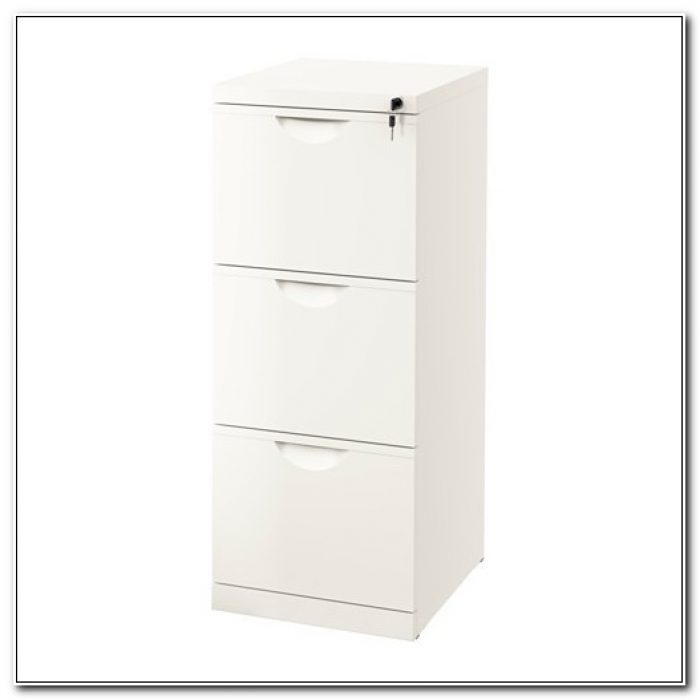 Ikea Erik 3 Drawer File Cabinet