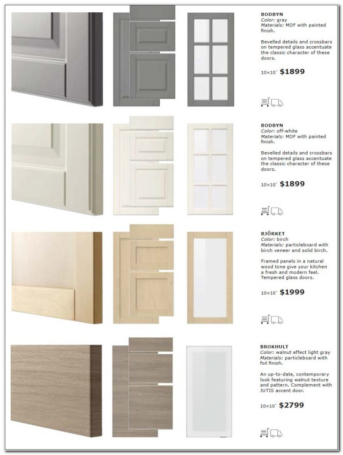 Ikea Kitchen Cabinet Doors And Drawers