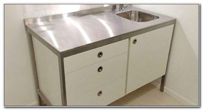 Ikea Stainless Steel Sink Cabinet