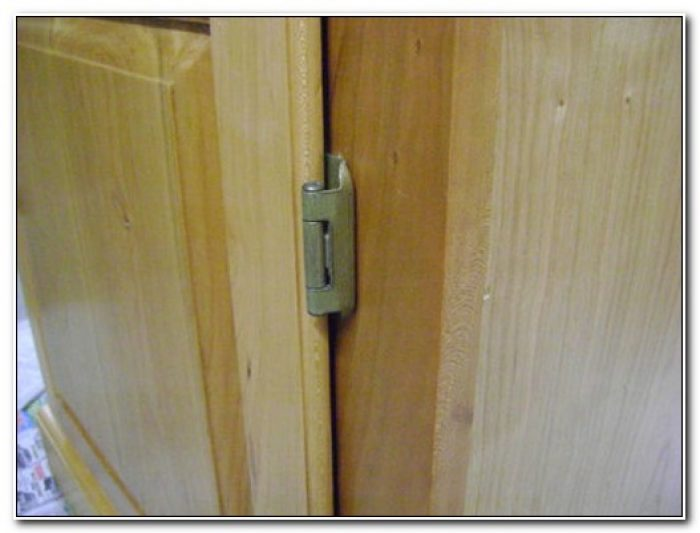 Install 3 8 Inset Cabinet Hinges
