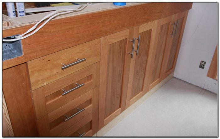 Installing 5 Inch Cabinet Pulls