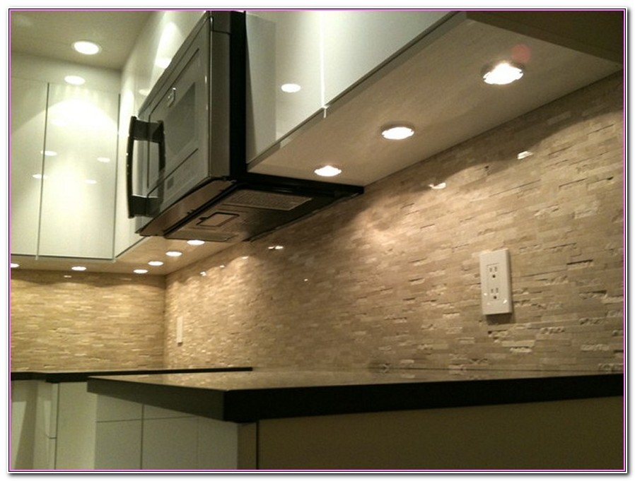 Installing Under Cabinet Led Puck Lighting