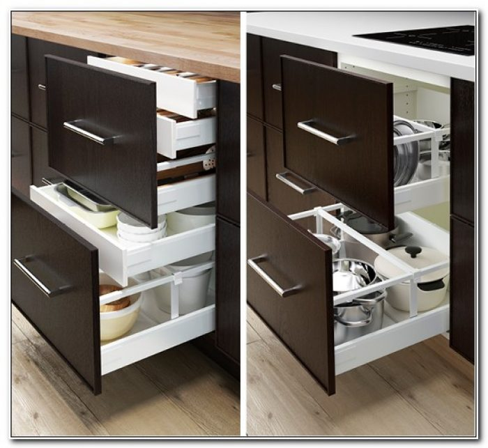 Internal Drawers For Kitchen Cabinets