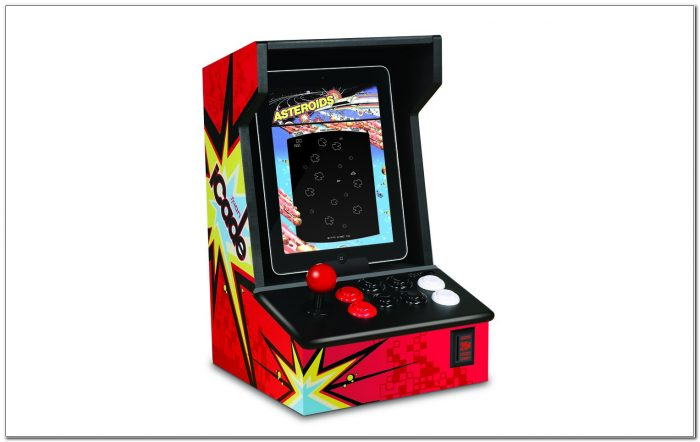 Ion Icade Arcade Cabinet For Ipad Mini