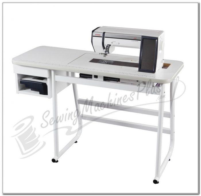 Janome Horizon Sewing Machine Cabinet