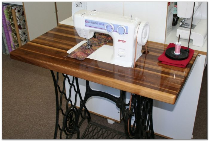 Janome Sewing Machine Cabinet