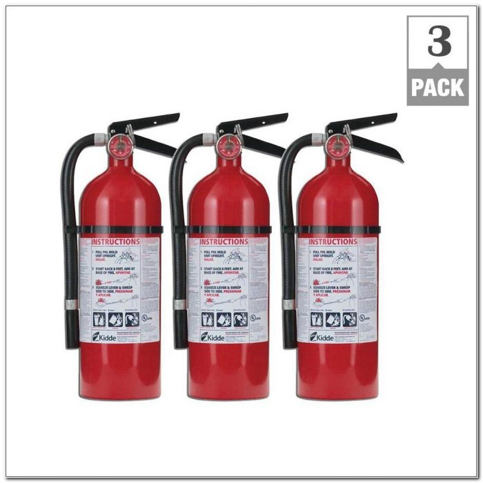 Kidde Fire Extinguisher Cabinets Safety
