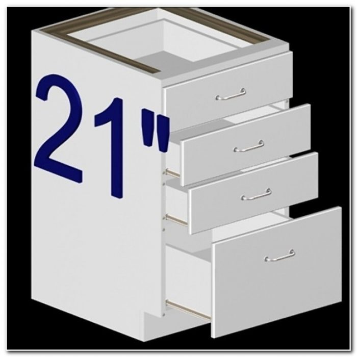 Kitchen Base Cabinets With 4 Drawers