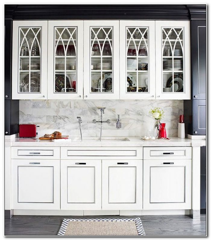 Kitchen Cabinet Door Fronts With Glass
