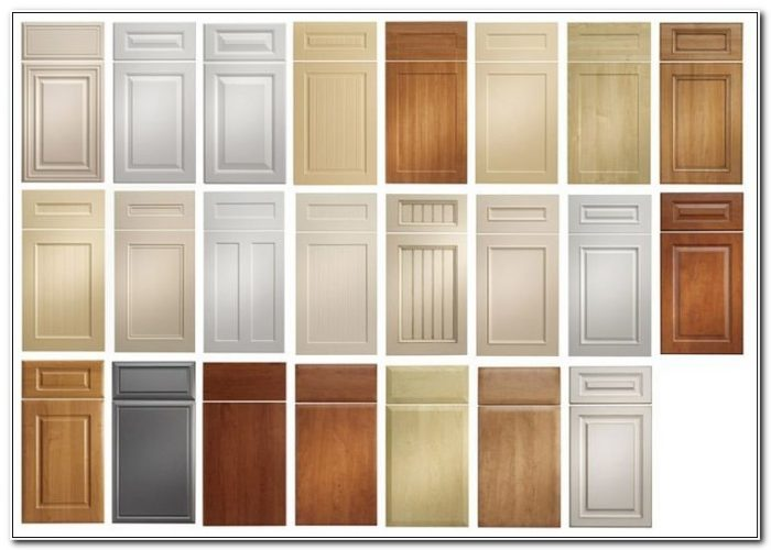 Kitchen Cabinet Doors And Drawers