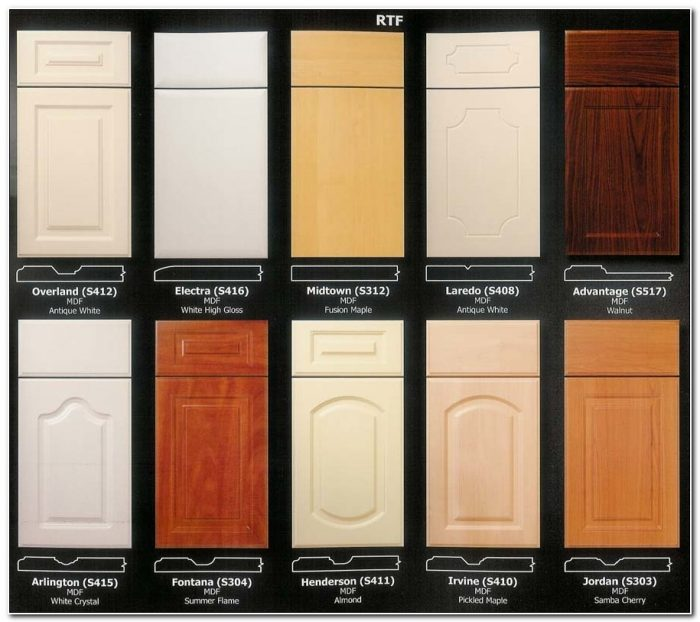 Kitchen Cabinet Doors And Drawers Replacement