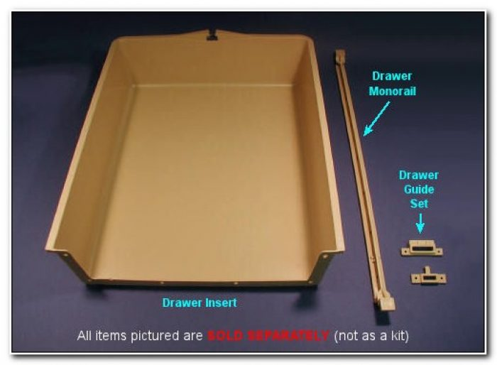 Kitchen Cabinet Plastic Drawer Replacement